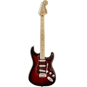 Guitarra Fender Squier Standard Stratocaster Antique Burst