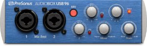 Interface De Áudio Presonus Audiobox USB96