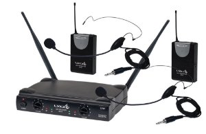 Microfone Sem fio Lyco Uh02 HLI HLI
