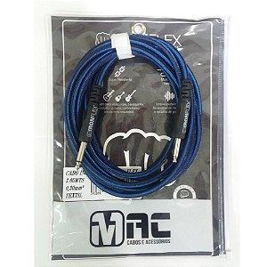 Cabo Profissional Mac IF10TX Iron Flex Séries P10 3,05m