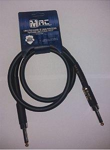 Cabo Profissional Mac  PPC151 Max Séries P10 0,91cm para Pedais