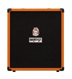 Caixa Amplificada Orange Crush Bass 50 50w 1x12