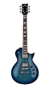 Guitarra Esp Ltd LEC256FM Cobalt Blue