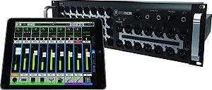 Mesa De Som Digital Mackie DL32R USB 2.0 32 Canais para iPad