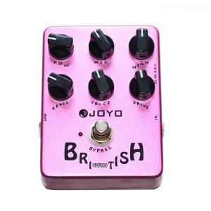 Pedal De Efeito Joyo Jf-16 British Sound