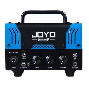 Mini Amplificador JOYO BLUEJAY BantamP 20W para Guitarra