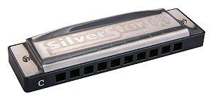 Gaita Diatônica Hohner Silver Star 504/20 - C
