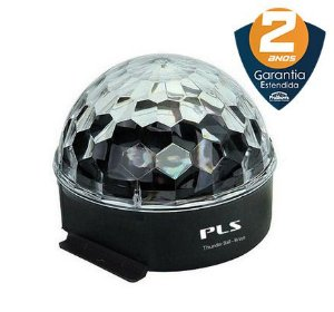 Refletor de LED PLS  Thunder Ball RGBWOP 6W