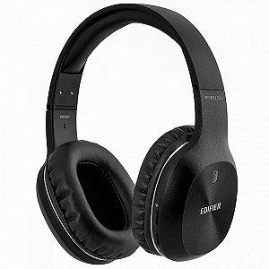Fone de Ouvido Edifier W800BT Stereo Bluetooth Hi-Fi Black