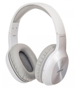 Fone de Ouvido Edifier W800BT Stereo Bluetooth Hi-Fi White