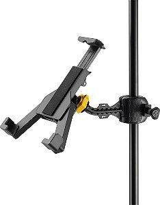 Suporte Hercules Holder DG305B para Tablet com Ajustes