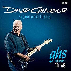 Encordoamento GHS Boomers .010 /.048 GB DGF para Guitarra