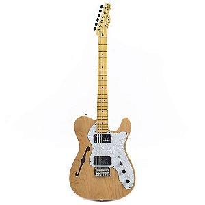 Guitarra Telecaster Fender Squier Vintage Modified Tele® Thinline '72s Natural