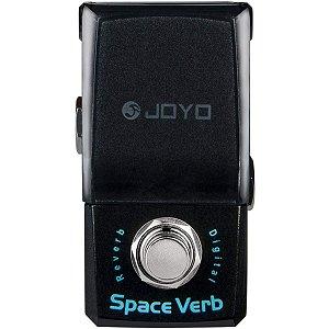 Pedal De Efeito Joyo Space Verb Jf-317 Reverb