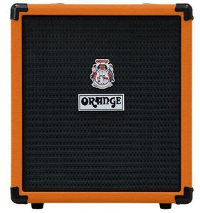 Caixa Amplificada Orange Crush Bass 25 25w 1x8
