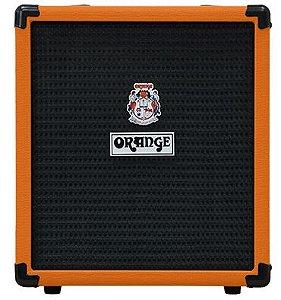 Caixa Amplificada Orange Crush Bass 25 25w 1x8
