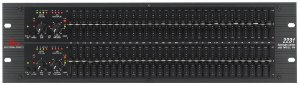 Equalizador Gráfico DBX 2231V Dual Channel 31-Band Equalizer