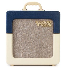 Caixa Amplificada Valvulada  Vox AC4C1-TV-BC 1x10'' 4W para Guitarra