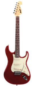 Guitarra Stratocaster Tagima Memphis Mg 32 Metallic Red