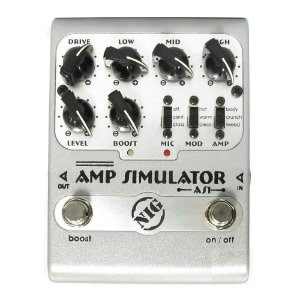Pedal Nig AMP Simulator AS1