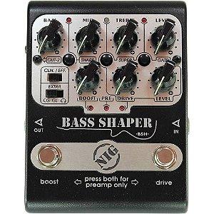 Pedal Nig Bass Shaper BSH para Contrabaixo