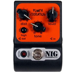 Pedal Nig Power Distortion PPD