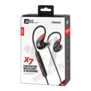 Fone De Ouvido MEE Audio X7 Stereo Bluetooth Wireless Sports In-Ear
