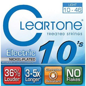 Encordoamento Cleartone 9410 Electric .10/.46 Guitarra