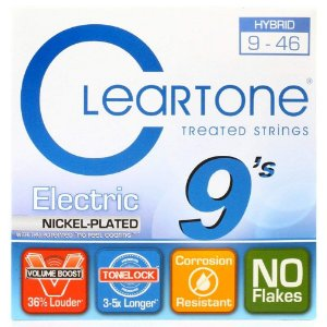 Encordoamento Cleartone 9419 Electric .09''/.46'' para Guitarra
