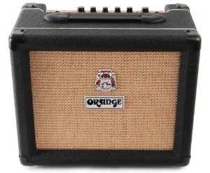 Caixa Amplificada Orange Crush PiX CR20L 20W 1x8 Black para Guitarra