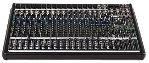 Mesa de Som Analógica Mackie Pro FX22 V2 22 Canais USB