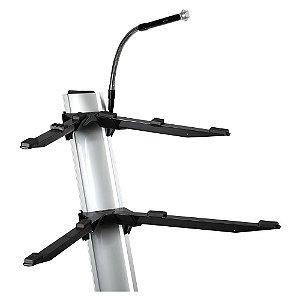 Haste Flexível para Microfones Stay Modelo Torre
