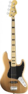 Contrabaixo Fender Squier Vintage Modified J. Bass 70 Natural