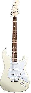 Guitarra Fender Squier Bullet Stratocaster SSS Arctic White