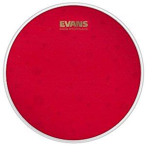 """Pele Evans 14"""" B14HR Hidráulica Red Transparente para Caixa"""