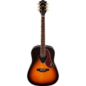 Violão Eletro-Acústico Gretsch Dreadnought G5031FT Acoustic Collection Sunburst