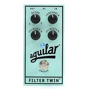 Pedal de Efeito Aguilar Filter Twin Dual Envelope Filter para Contrabaixo