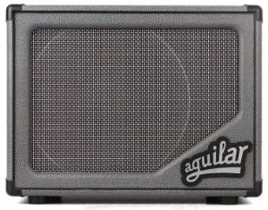 Gabinete Aguilar SL112 Dorian Gray 1x12'' 250W para Contrabaixo