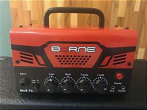 Cabeçote para Guitarra Borne MOB T30 30W Cobre