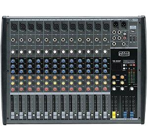 Mesa de Som Mark Audio CMX12 USB 12 Canais