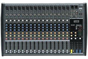 Mesa de Som Mark Audio CMX16 Usb 16 Canais