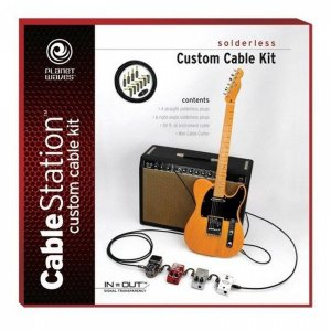 Kit de Cabos D'addario Planet Waves PW-GPKIT-50 Cable Station 15.24m