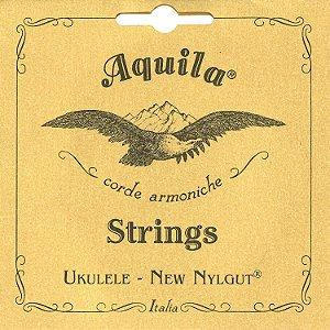 Encordoamento Aquila 21U New Nylgut Low G Ukulele Barítono