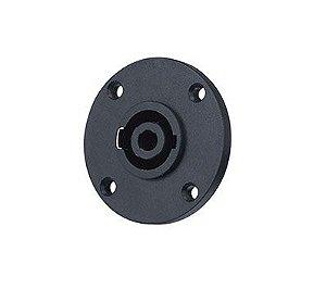 Conector Roxtone RP017 Speaker Socket 4P Macho