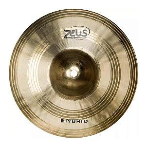 "Prato de Ataque Zeus Cymbals Hybrid ZHC16 16"" Crash"