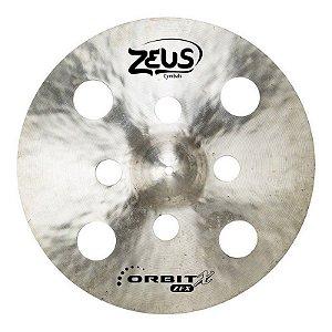 "Prato de Ataque Zeus Cymbals Orbit x  ZOXC17 17"" Crash"