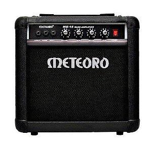 Amplificador Meteoro MB15 1X6,5 15W para Contrabaixo