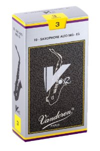 Palheta Vandoren V12 Nº 3 para Sax Alto