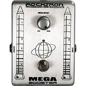 Pedal de Efeitos Rocktron Mega Booster para Guitarra