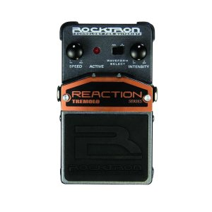 Pedal de Efeitos Rocktron Reaction Tremolo para Guitarra